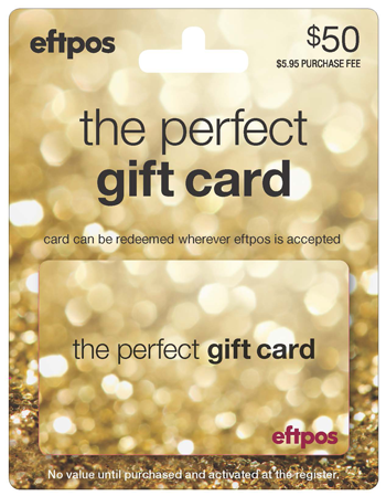 When you give someone The Perfect Gift Card, you're unlocking a world of options.